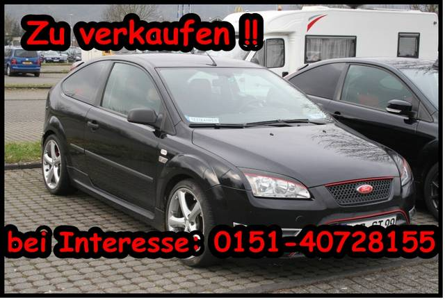 Black-TDCI`s Ford Focus