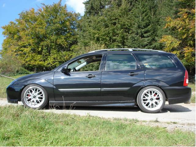 Martin`s Ford Focus