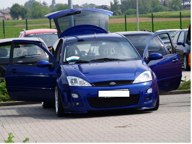 bluemaexx`s Ford Focus